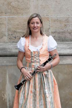 Diana Schöneich - 2. Vorsitzende der Schützenkapelle Finsternthal-Hunoldstal
