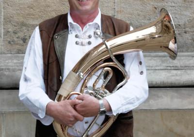 Jochen Beer - Kapellmeister - Schützenkapelle Finsternthal-Hunoldstal