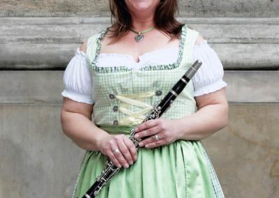 Simone Rudolf - Musikinstrument: Klarinette - Schützenkapelle Finsternthal-Hunoldstal