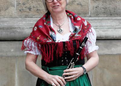 Traudel Brisach - Musikinstrument: Klarinette - Schützenkapelle Finsternthal-Hunoldstal