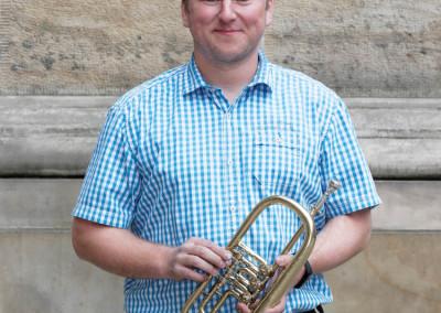 Jens Burkard - Musikinstrument: Flügelhorn - Schützenkapelle Finsternthal-Hunoldstal