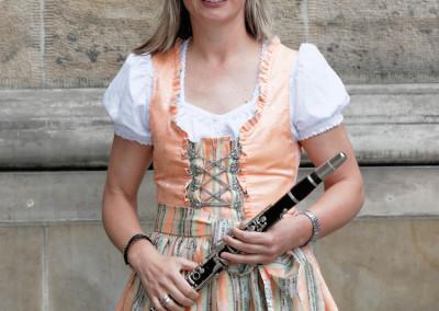 Diana Schöneich - Musikinstrument: Klarinette - Schützenkapelle Finsternthal-Hunoldstal
