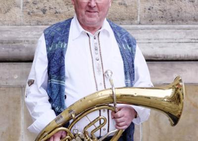 Oswald Ernst - Musikinstrument: Tenorhorn - Schützenkapelle Finsternthal-Hunoldstal