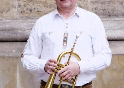 Bruno Jäger - Musikinstrument: Flügelhorn - Schützenkapelle Finsternthal-Hunoldstal